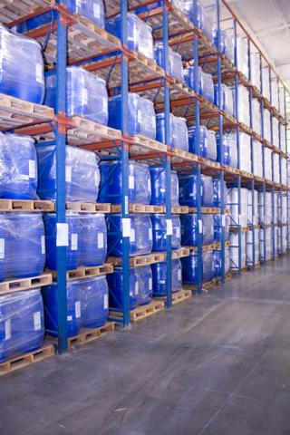 Temperature-Controlled Warehousing